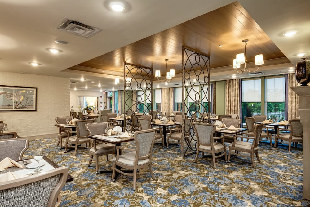 Dining Room at Stonecrest of Louisville in Louisville