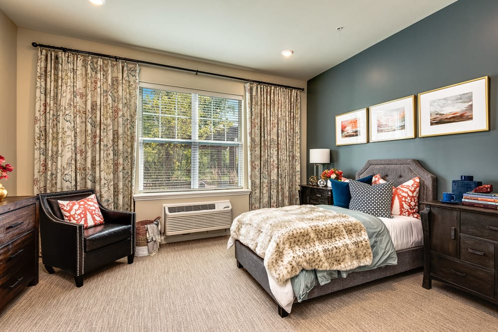 Private Suite at Stonecrest of Meridian Hills in Indianapolis