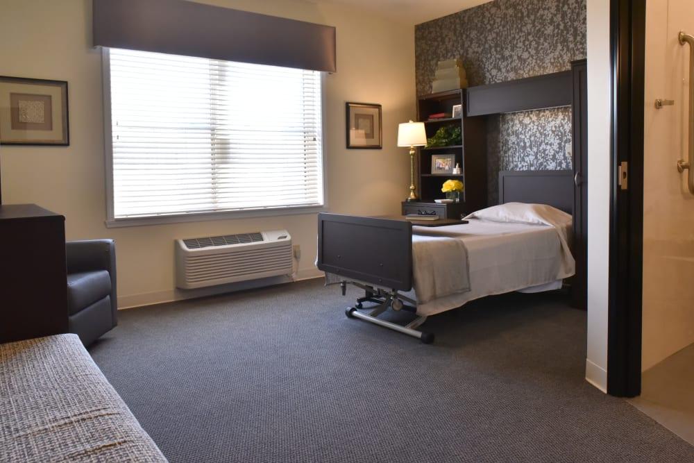 Studio floor plan at The Willows at Harrodsburg in Harrodsburg, Kentucky