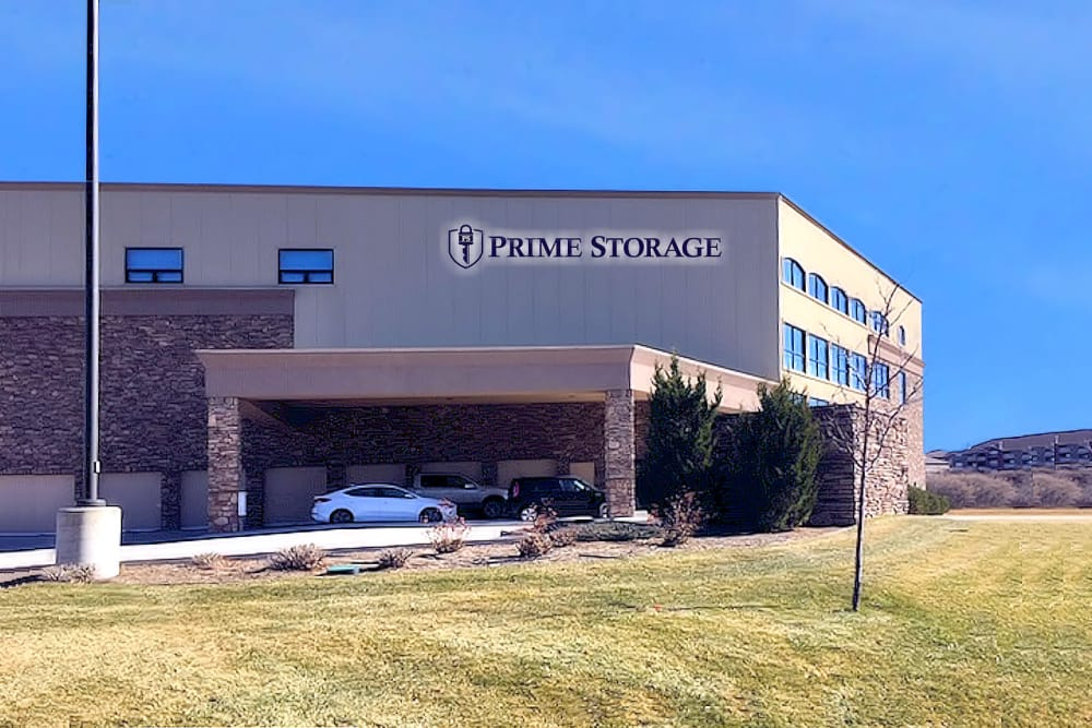 Street view at Prime Storage in Colorado Springs, Colorado