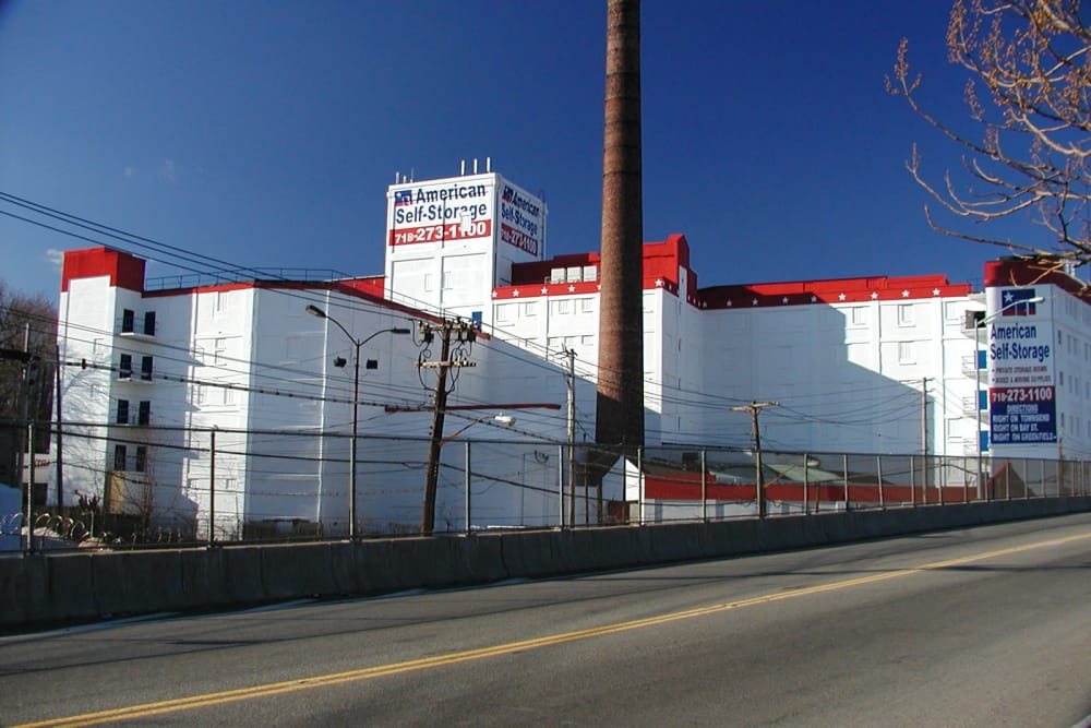 Secure Storage Units at American Self Storage in Staten Island, New York