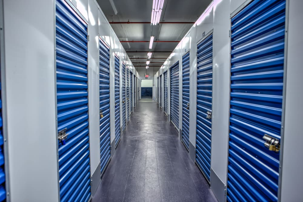 Storage Units at American Self Storage in Staten Island, New York
