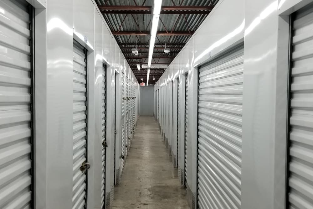 Indoor units at Top Self Storage - 167th St