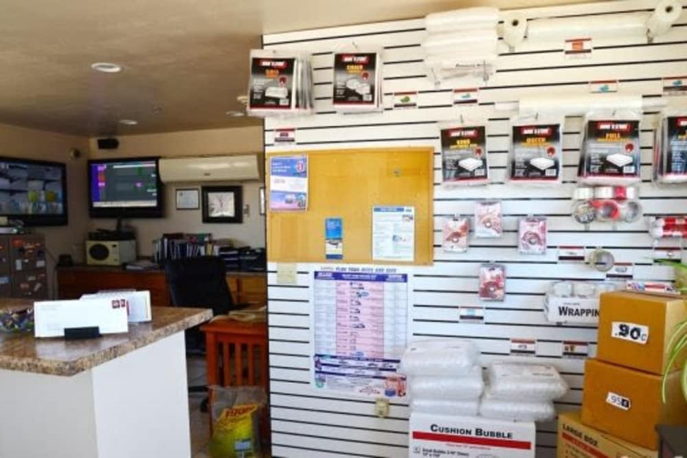 Front office at Trojan Storage in Youngtown, Arizona