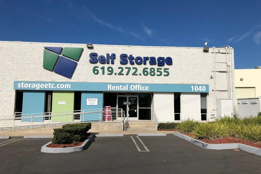 Storage Facility at Storage Etc Sherman St