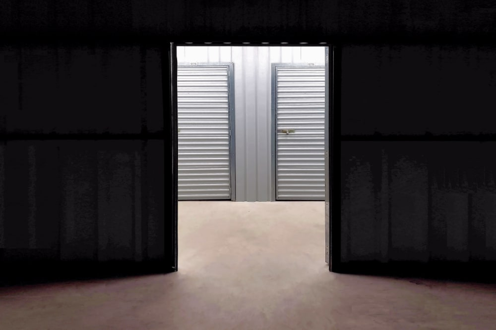 Prime Storage features interior storage units in Bridgehampton, New York