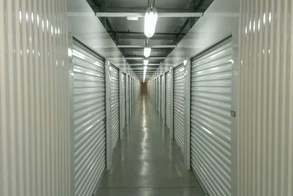 Interior Storage Units at Storage Etc... Chatsworth