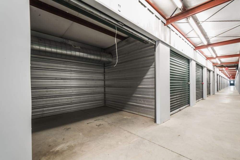 Interior units at Stor It Self Storage in Bakersfield, CA