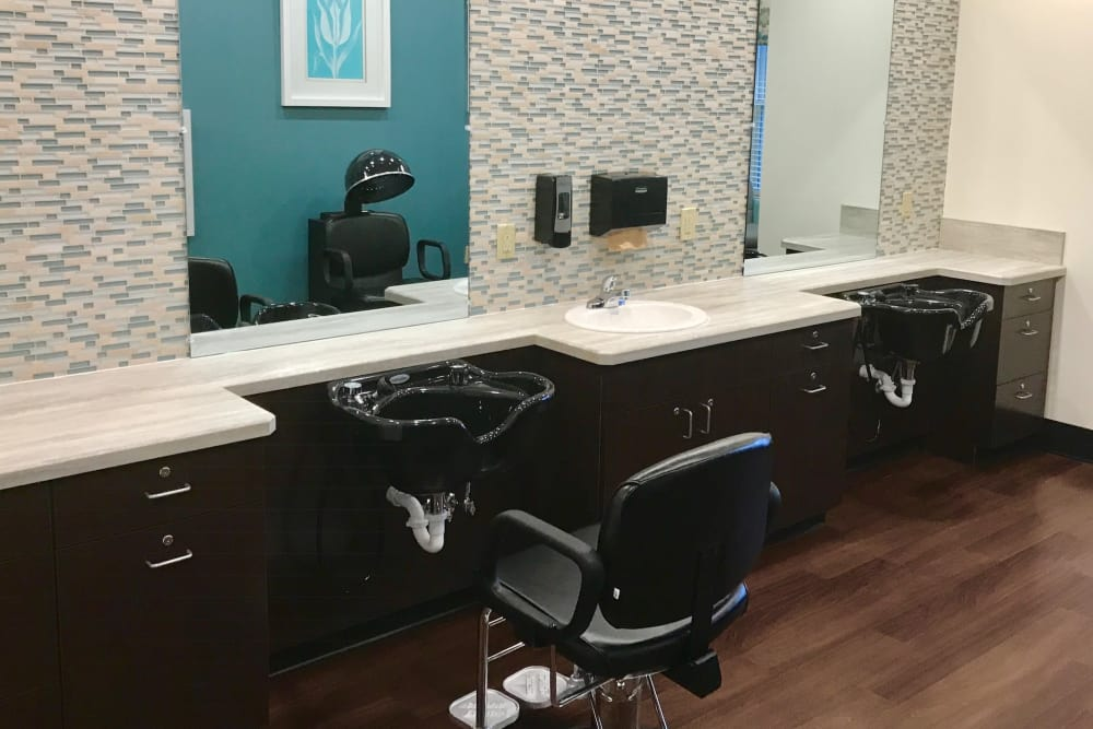 Salon at The Meadows of Delphos in Delphos, Ohio