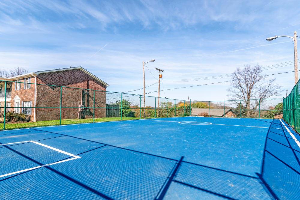 Sports Court at Audubon Park