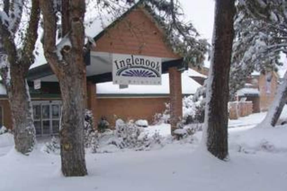 Entrance of Inglenook At Brighton in Brighton, Colorado