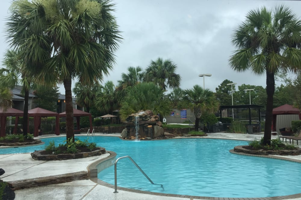2400 Briarwest offers swimming pools in Houston, Texas