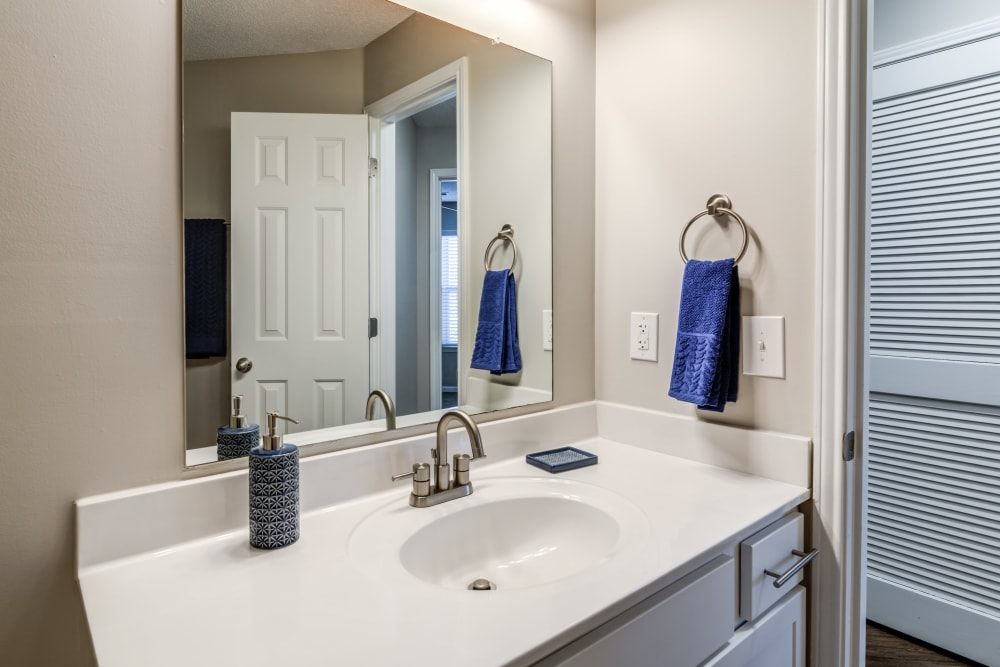 Keystone Farms showcase a beautiful bathroom in Nashville, Tennessee