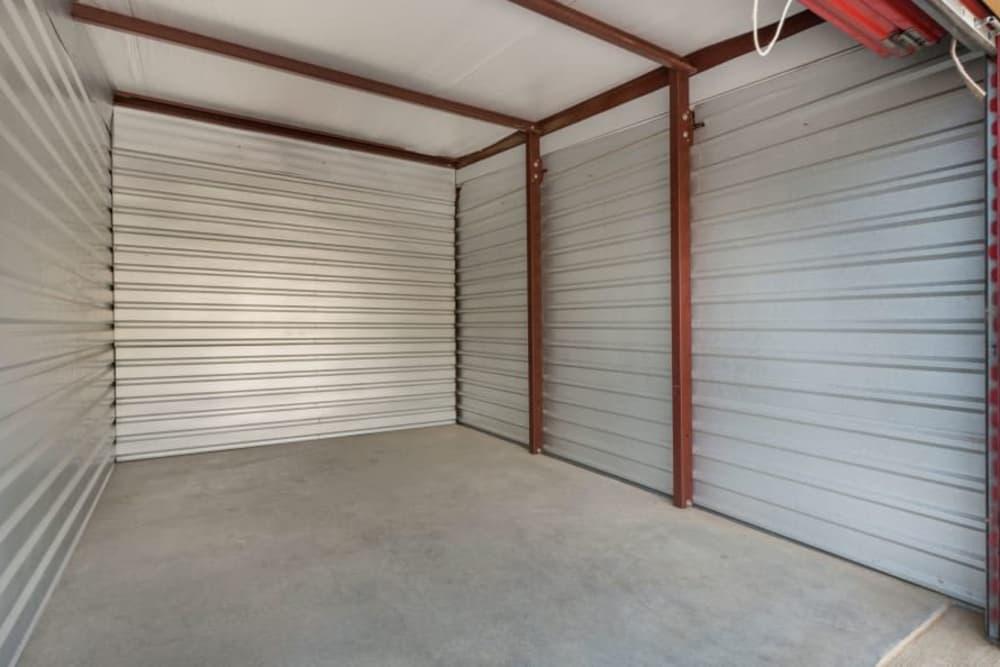 Storage unit at Smart Space Self Storage - Stetson Hills in Colorado Springs, Colorado