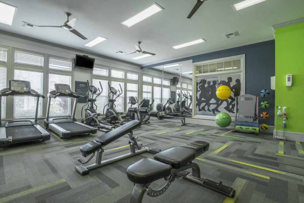 Fitness Center at The Haven at West Melbourne in West Melbourne, Florida