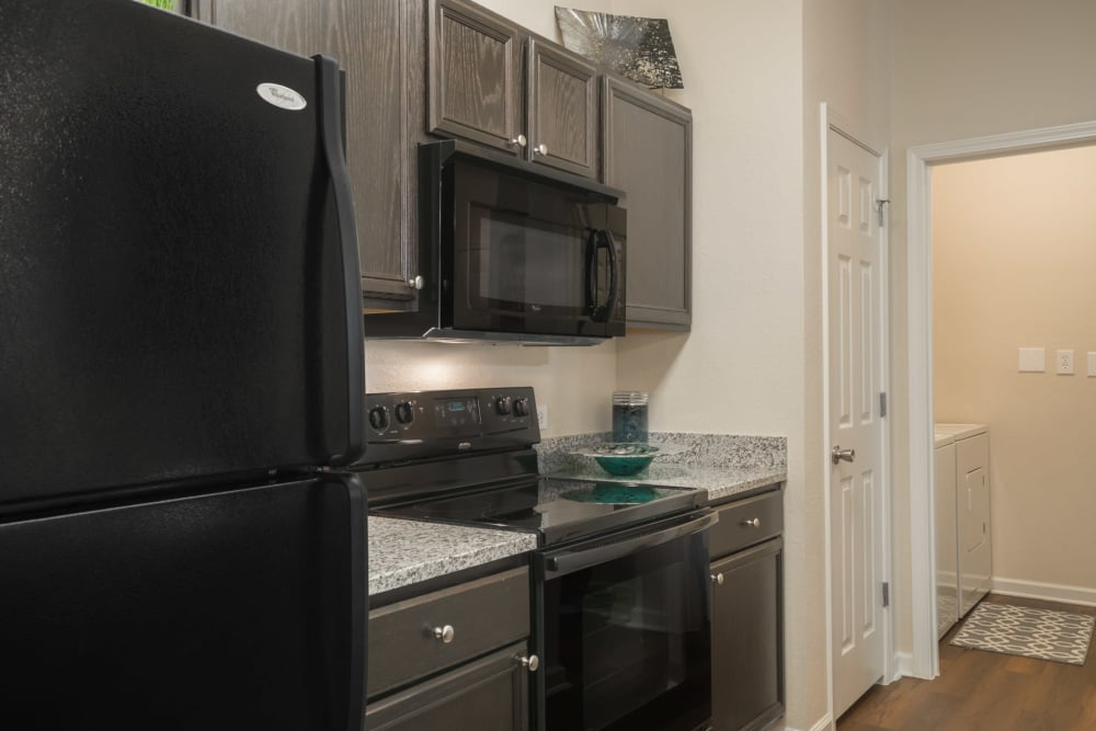 Our Apartments in West Melbourne, Florida offer Modern Appliances