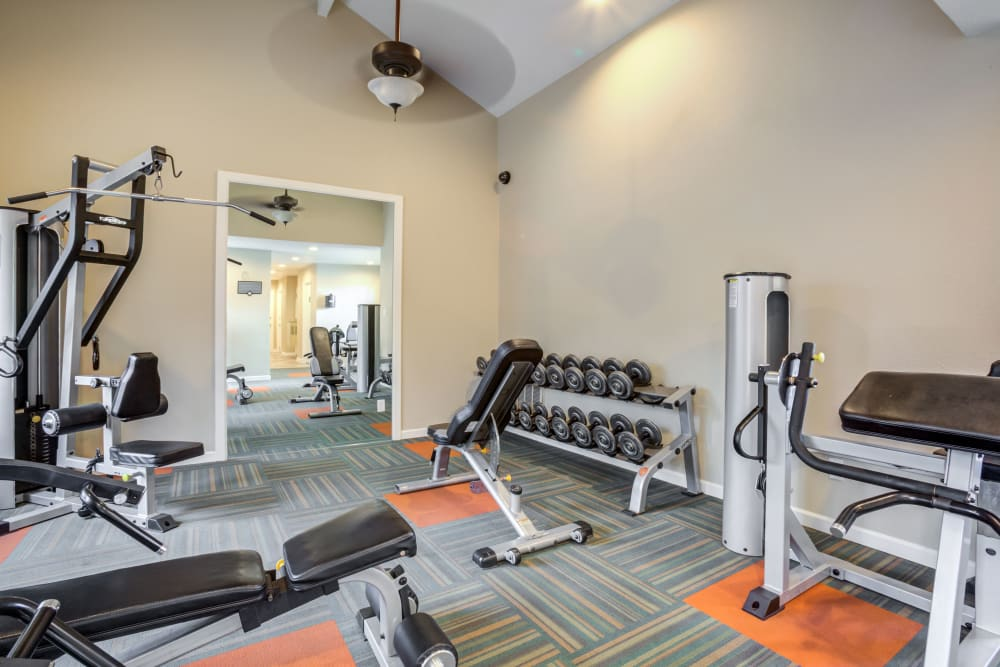 Our Apartments in Phoenix, Arizona offer a Gym