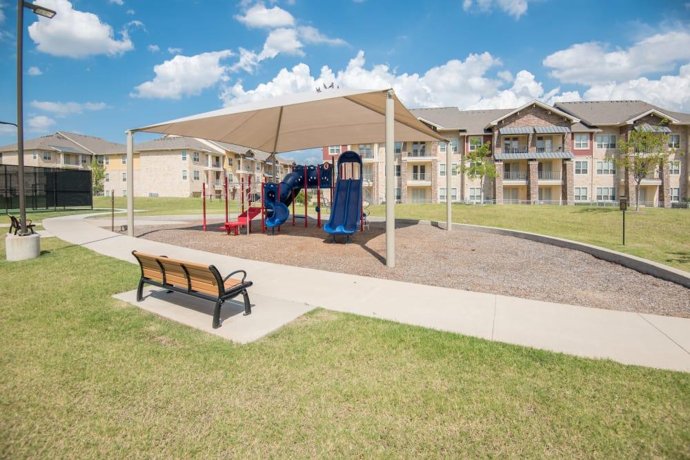 Enjoy Apartments with a Playground at Estates of Richardson