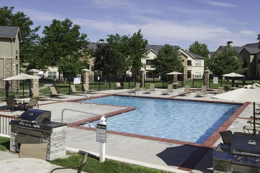 Community amenities at Alpine Meadows Apartments in Sandy, Utah