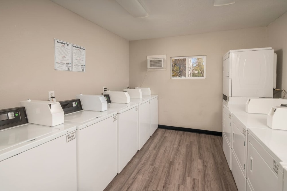 Modern apartments with energy-efficient appliances in Tucson, Arizona