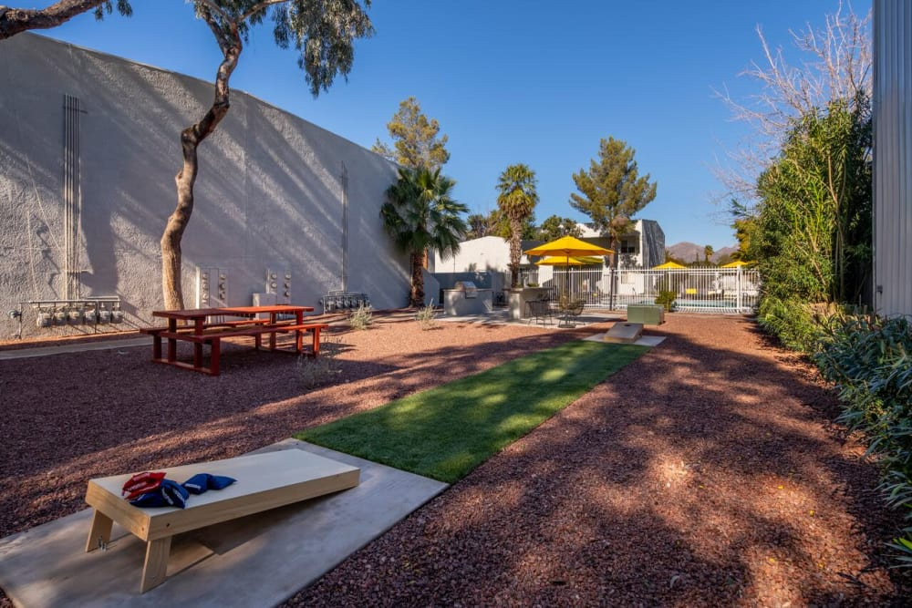 Our luxury apartments in Tucson, Arizona showcase recreational activities
