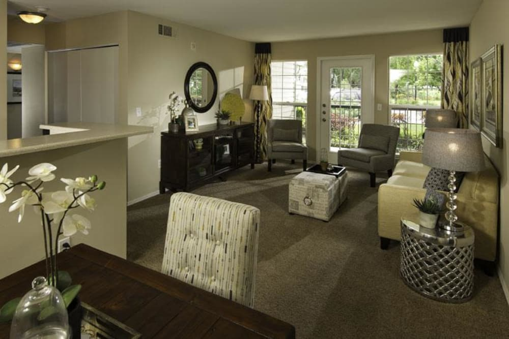 Apartment Features at Fairstone at Riverview Apartments in Taylorsville, Utah