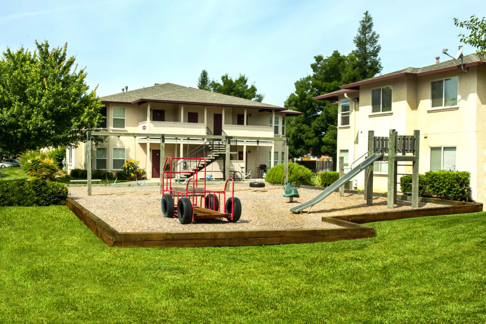 Park at Mission Ranch Apartments in Chico, California