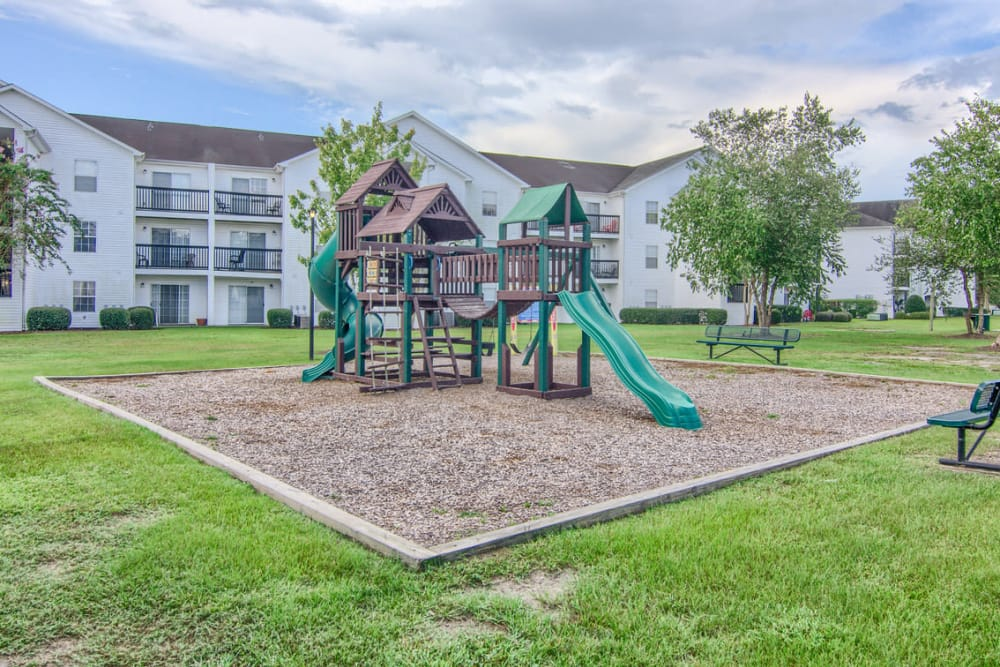 Playground at Claypond Commons in Myrtle Beach, South Carolina