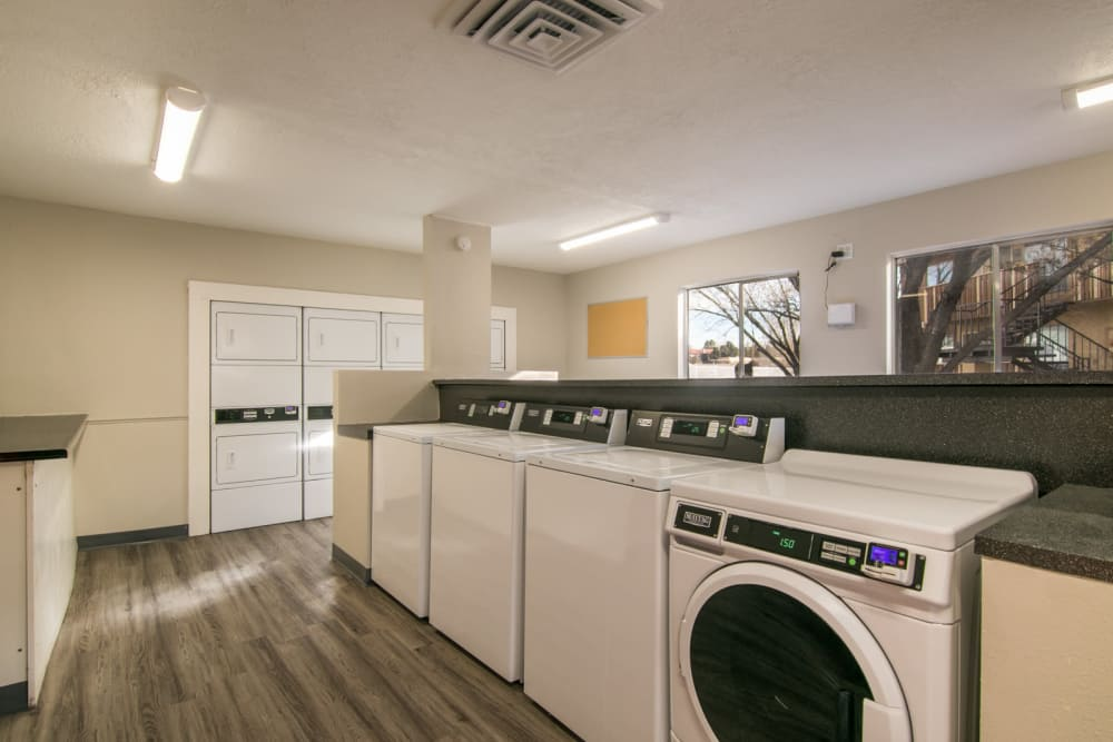 State-of-the-art apartments with energy-efficient appliances in Albuquerque, New Mexico