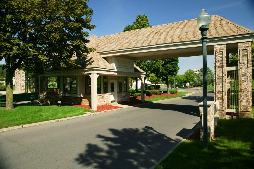 Gatehouse at Muirwood in Farmington Hills, Michigan