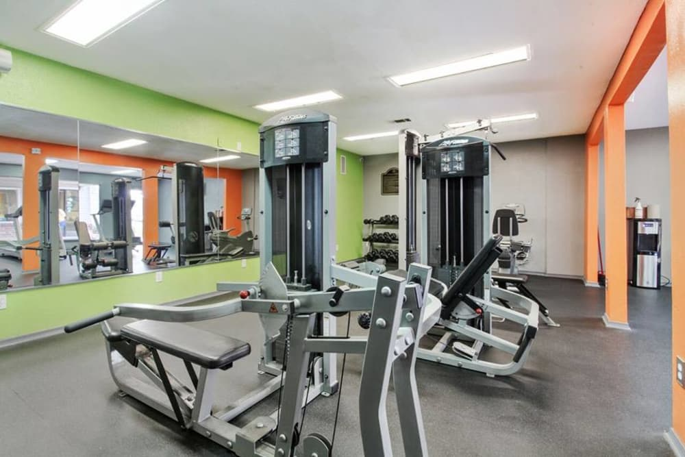 Fitness Center at  in Harvey, Louisiana