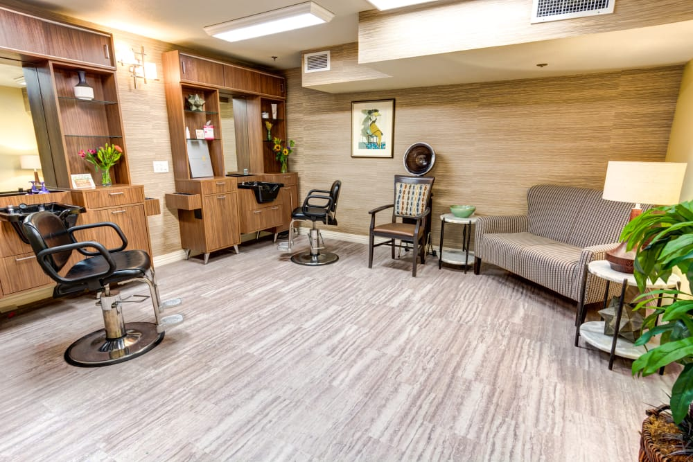 Northglenn Heights Assisted Living salon