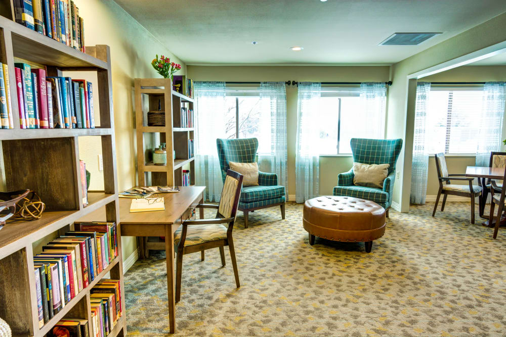 Northglenn Heights Assisted Living library