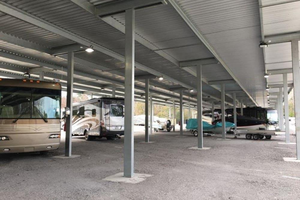Rv Boat Amp Auto Storage In Wando Mt Pleasant Charleston Sc