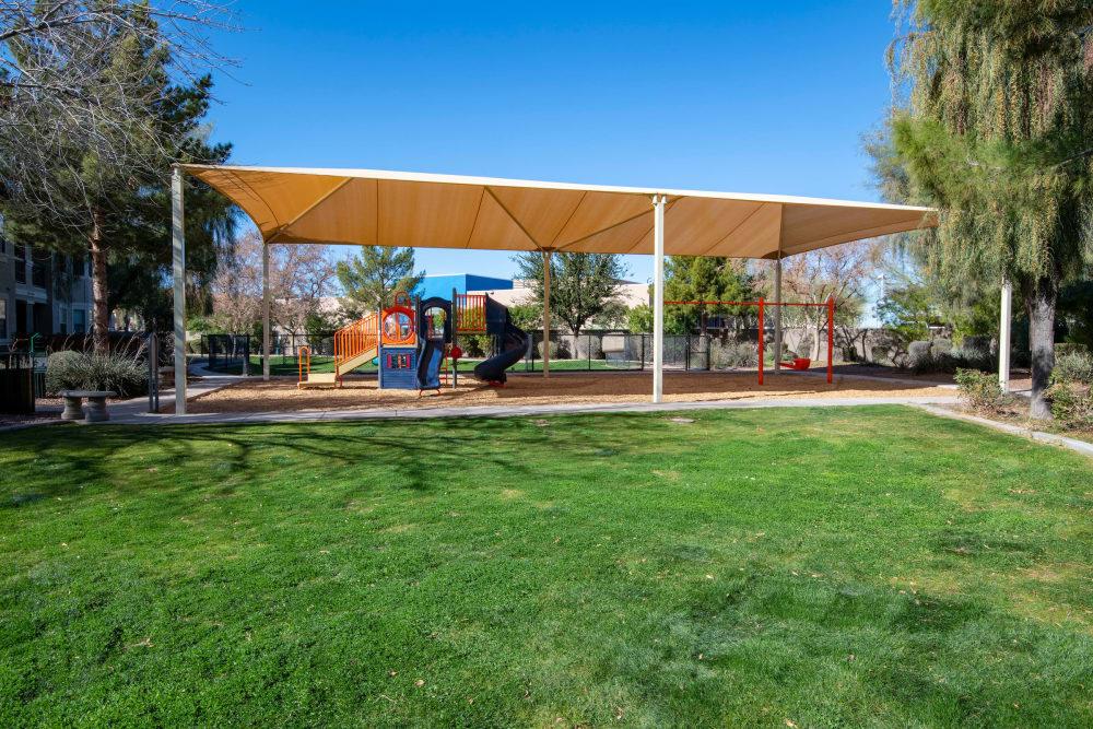 Enjoy Apartments with a Playground at Villas on Hampton Avenue in Mesa, Arizona