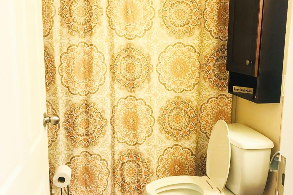 Bathroom at Anchor Bay at Greenwich in East Greenwich, Rhode Island