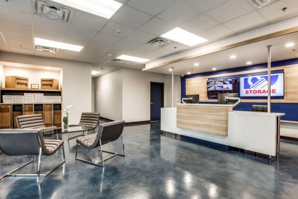 Office at Advantage Storage - Arlington in Texas