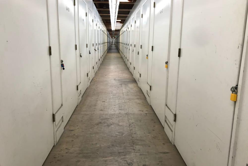 Storage Lockers at Storage Solutions in San Jose, California