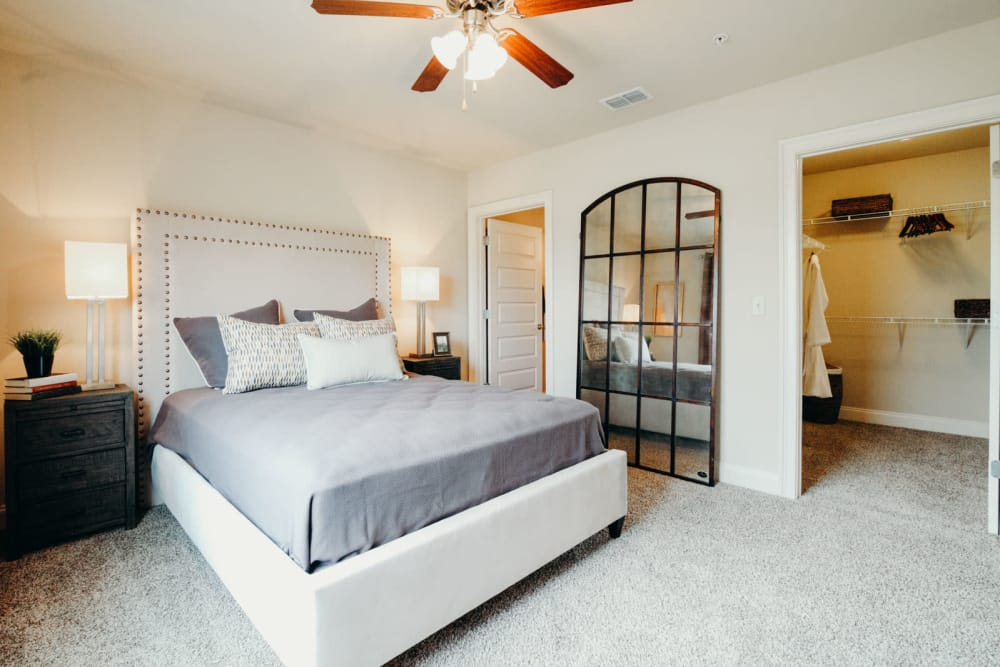 Bedroom at The Grove at Stone Park in Pike Road, Alabama
