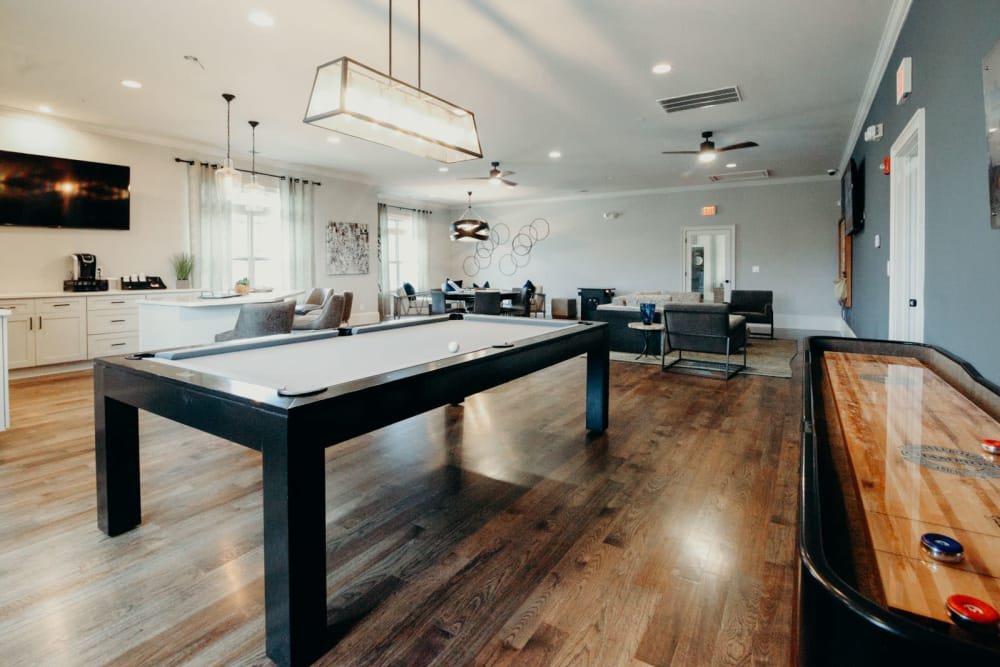 Our Apartments in Pike Road, Alabama offer a Game Room