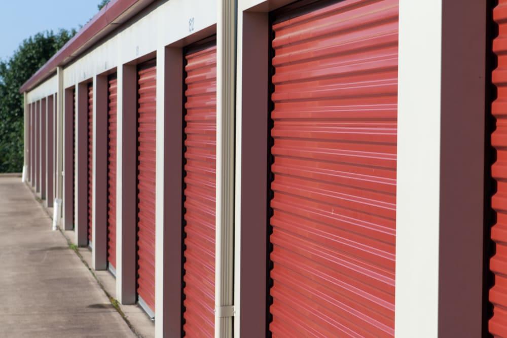 Storage Units at Summit Self Storage - Chapel Hill in Akron, Ohio