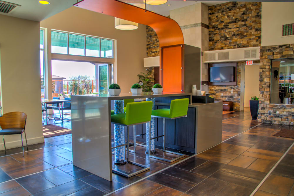 Clubhouse at The Golf Villas at Oro Valley in Tucson, Arizona
