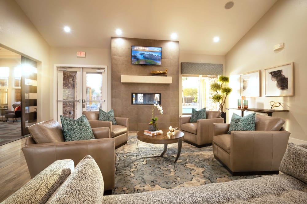 Enjoy Apartments with a Clubhouse at Norterra Canyon Apartments