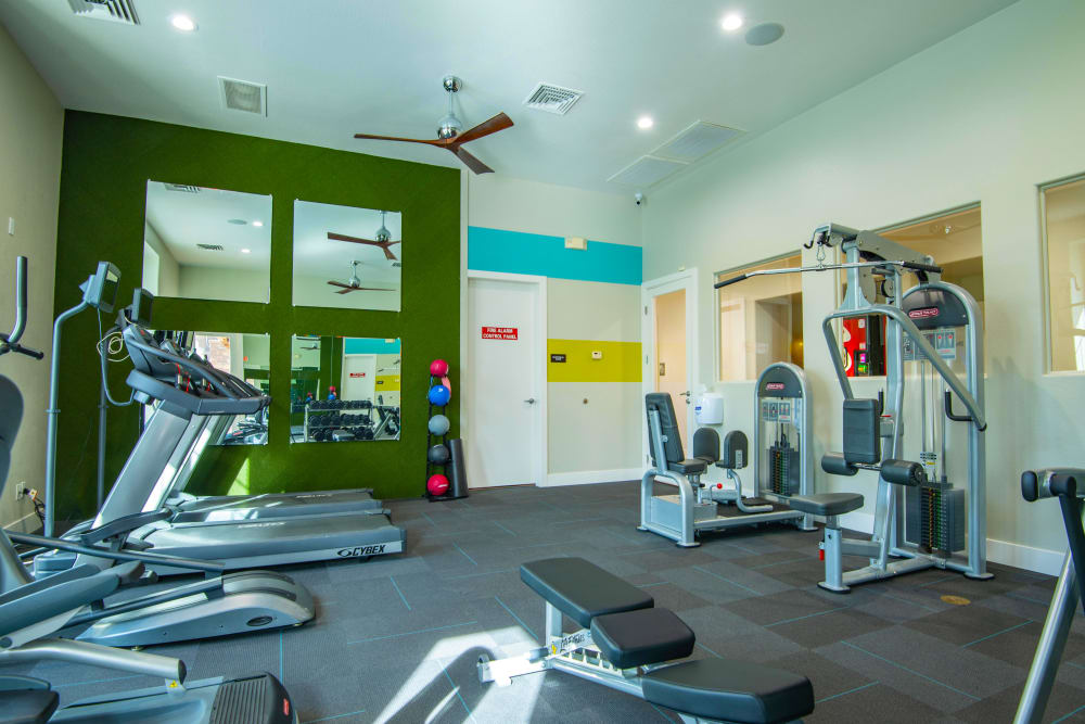 Our Apartments in North Las Vegas, Nevada offer a Fitness Center