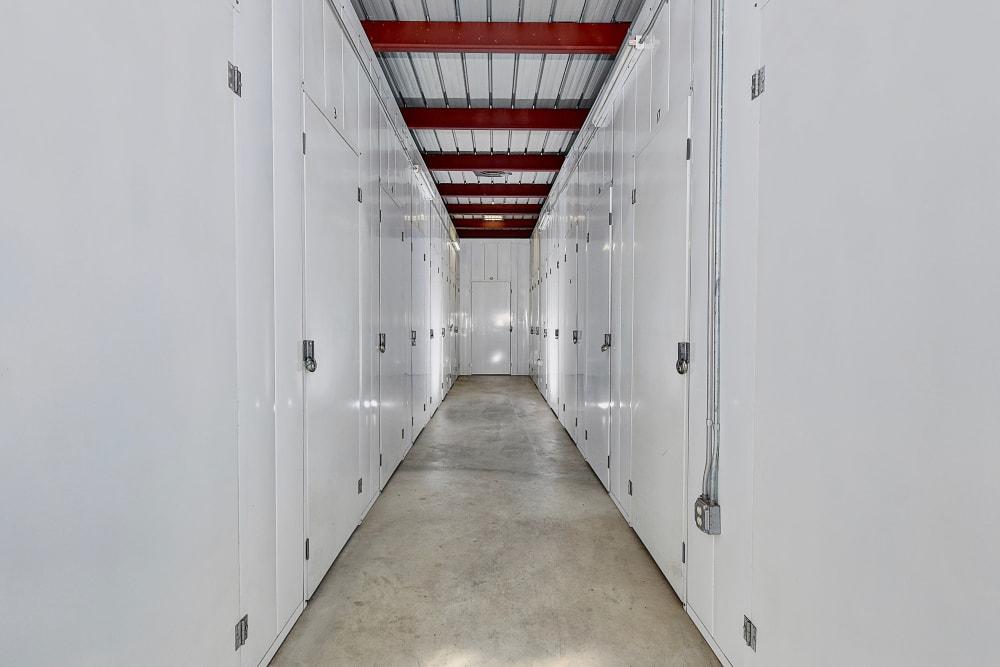 Interior units at My Self Storage Space in Camarillo, California