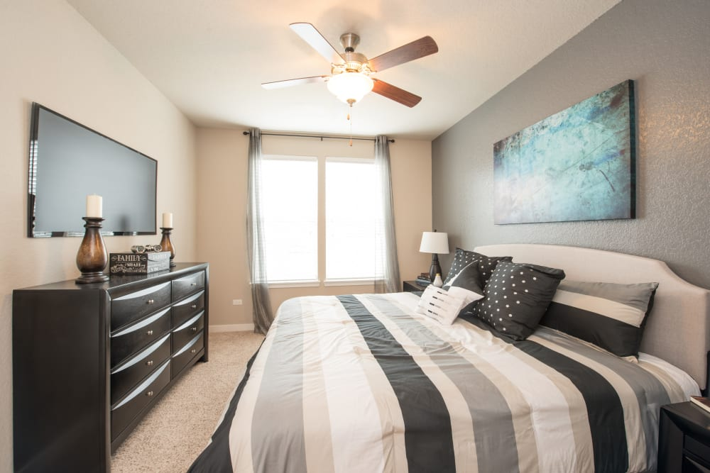 Large Bedroom Suites at Springs at Weber Road