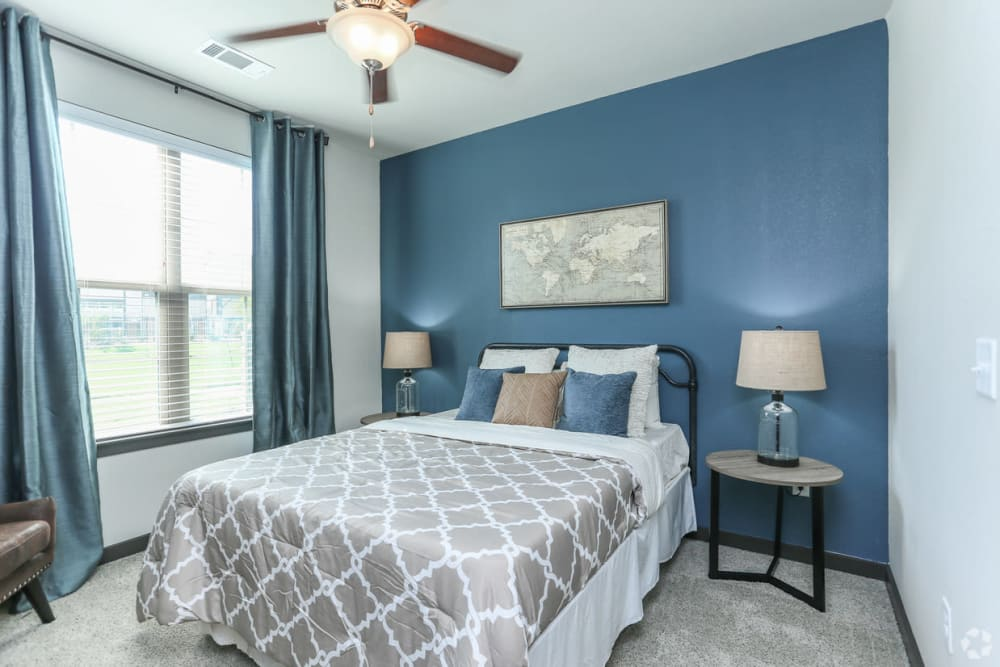 Bedroom at Springs at Sunfield