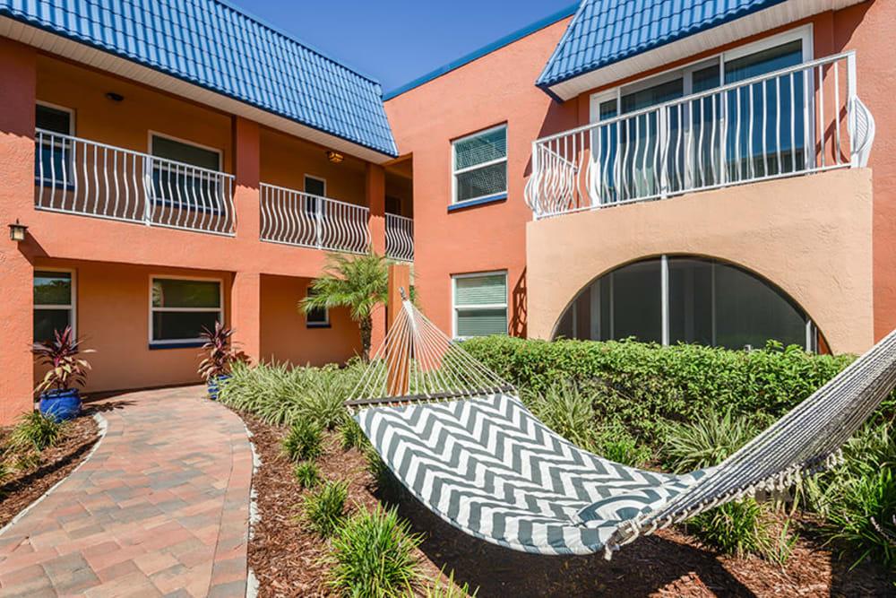 Hammock at El Mar in North Redington Beach, Florida