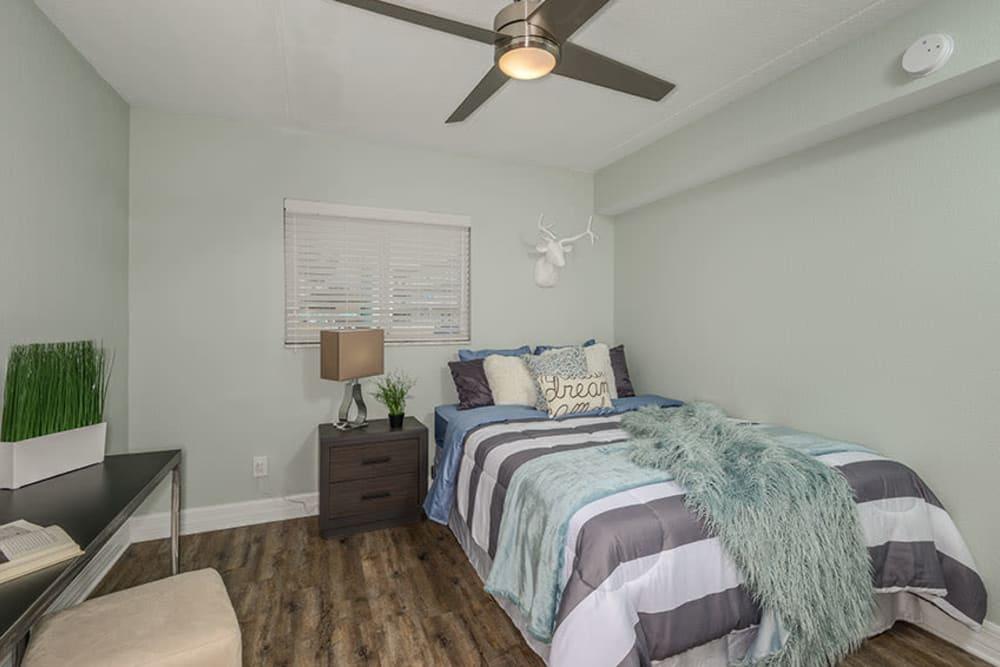 Extra bedroom at Sailpointe Apartment Homes in South Pasadena, Florida
