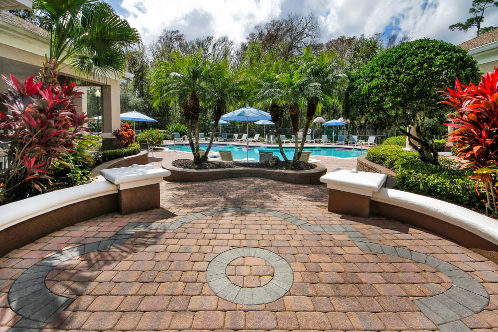 Courtyard at Legends Winter Springs in Winter Springs, Florida